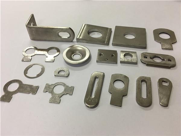 a2-70 ss304 neoksidebla ŝtala metala stampanta parto