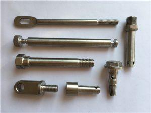 Ne.42-rekuŝebla Neoksidebla Fiksaĵoj CNC Turnantaj metalaj fiksiloj