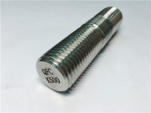 No.62-Monel K500 fadenigita vergo
