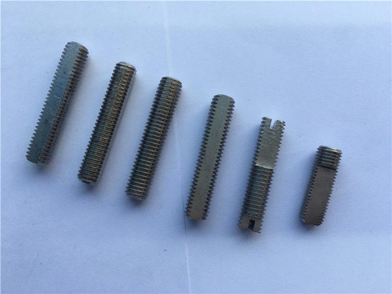 bonega kvalito plena fadena titanio-velda riglilo neoksidebla en Ĉinio